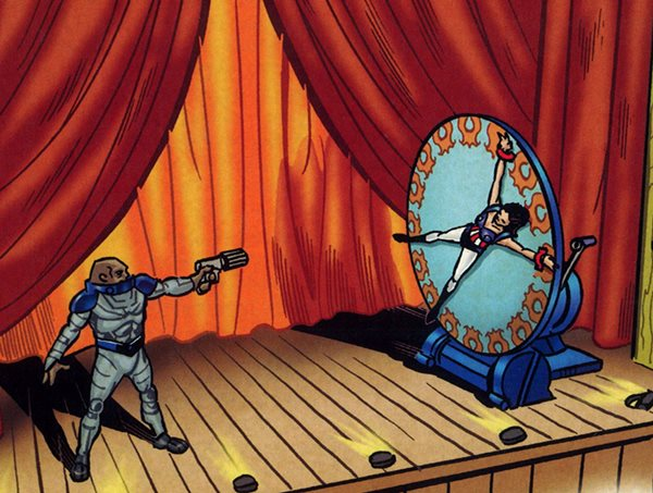 The Phantom of the Music Hall (short story)
