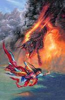 Fallen Gods cover illustration