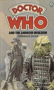 Android Invasion novel