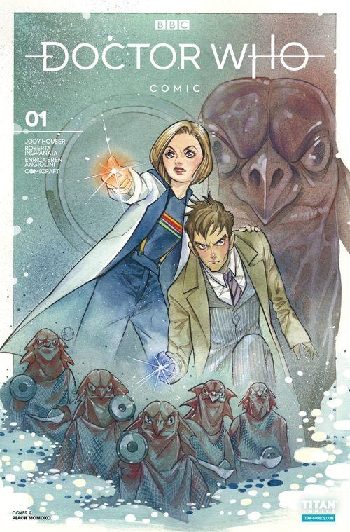 Doctor Who Comic (2020)