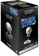 The First Doctor UK VHS Box Set