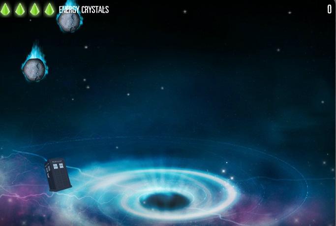 Black Hole (video game)