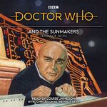 Doctor Who and the Sunmakers audiobook