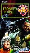 Frontier in Space VHS UK cover