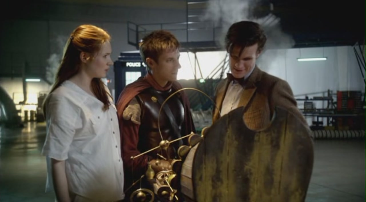The Doctor's cot