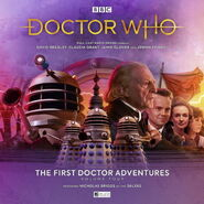 The First Doctor Adventures Volume Four