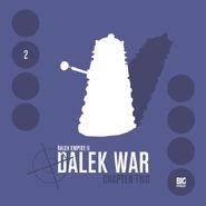 Dalek War CH2 cover
