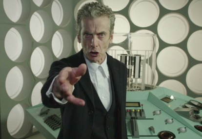 Doctor Who Experience Interactive Story (Twelfth Doctor)