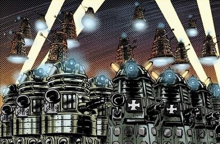 The Dalek Project (comic story)