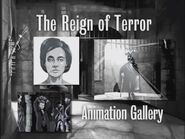 The Reign of Terror Animation Gallery