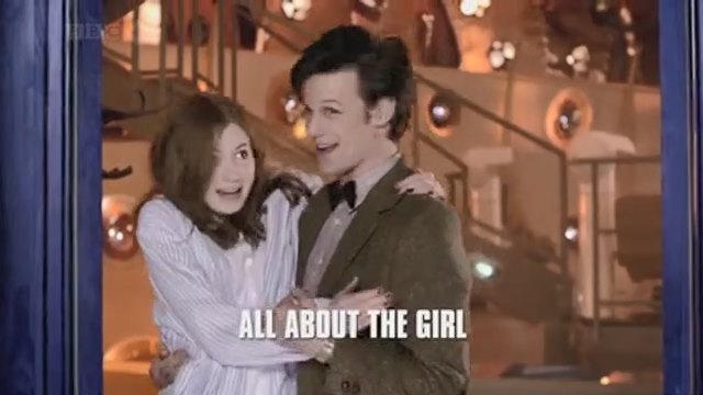 All About the Girl (CON episode)