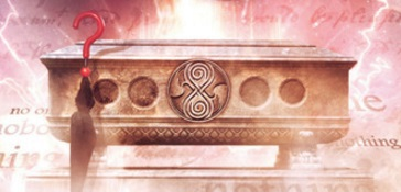 Gallifreyan sarcophagus