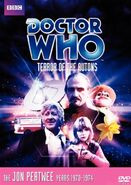 Terror of the autons us dvd