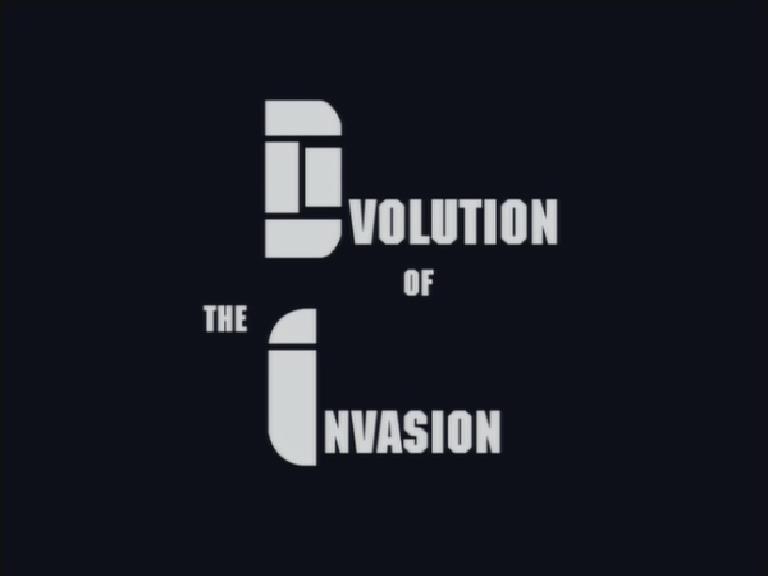 Evolution of The Invasion (documentary)