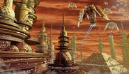 Fall of Arcadia (The Whoniverse)