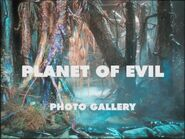 Planet of Evil Photo Gallery