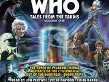 Target novelisation audiobook anthologies