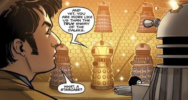 Defender of the Daleks (comic story)