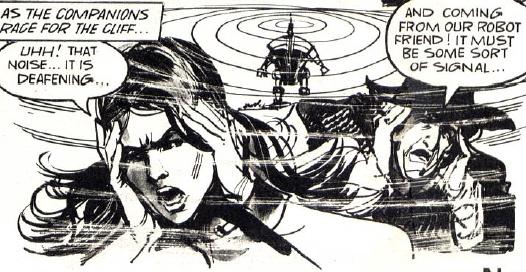 The Aqua-City (comic story)