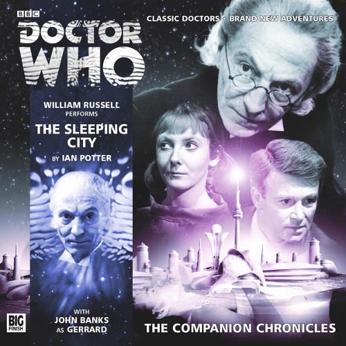 The Sleeping City (audio story)