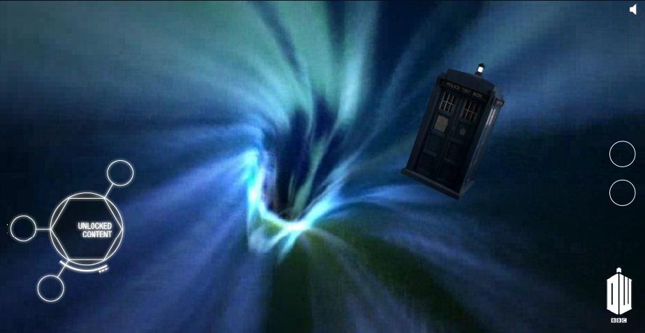 Land the TARDIS (video game)