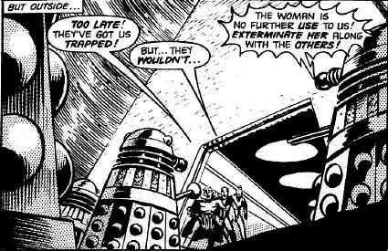 The Return of the Daleks (comic story)