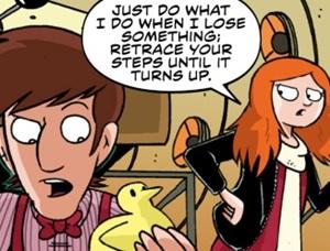 Sonic Sleuth (comic story)