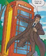 The Doctor's TARDIS Continuity Cap-min