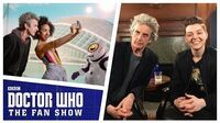 EXCLUSIVE_Peter_Capaldi_&_Brian_Minchin_Interview_-_The_Aftershow_-_Doctor_Who_The_Fan_Show