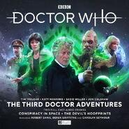 The Third Doctor Adventures Volume 8