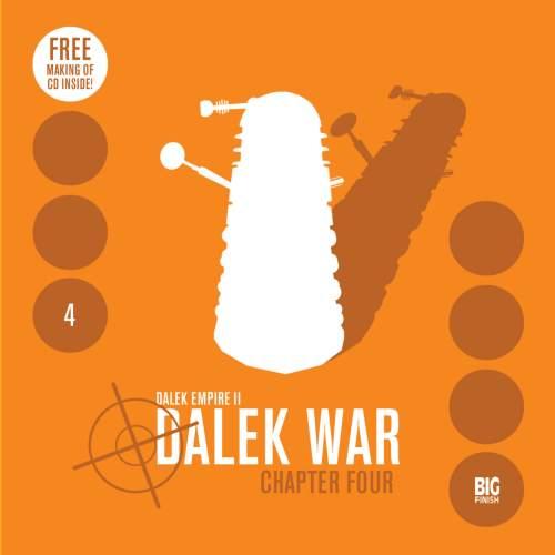 Dalek War: Chapter Four (audio story)