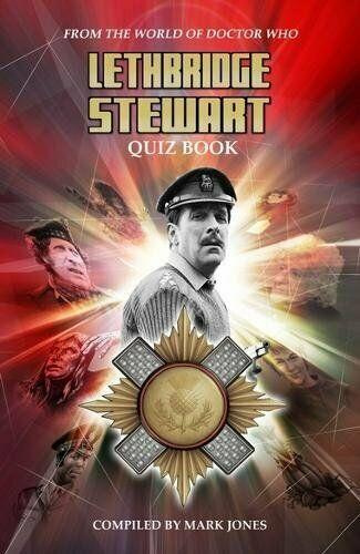 Lethbridge-Stewart Quiz Book