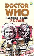 Revelation of the Daleks Target cover