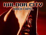 Taren Capel (audio story)