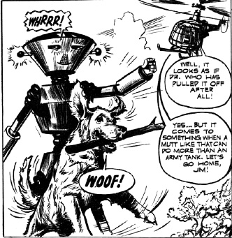Doctor Who and the Robot (comic story)