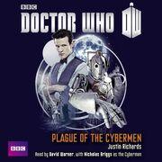 Plague of the Cybermen audiobook.jpg