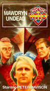 Mawdryn Undead VHS US cover