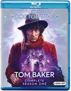 Doctor Who Tom Baker Season 1