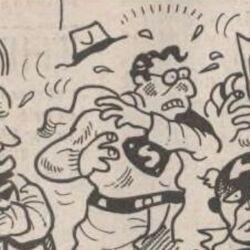 Doctor Who? (DWM 64 comic story)