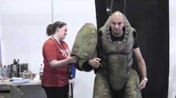 John_Davey_explains_exactly_how_he_becomes_a_monster_on_the_set_of_Doctor_Who