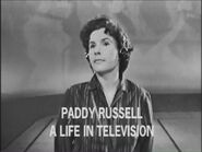 Paddy Russell A Life in Television