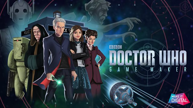 Doctor Who Game Maker (video game)