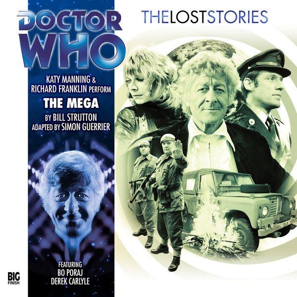 The Mega (audio story)