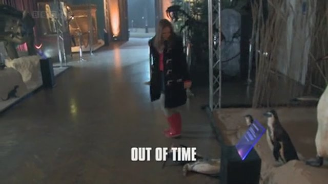 Out of Time (CON episode)