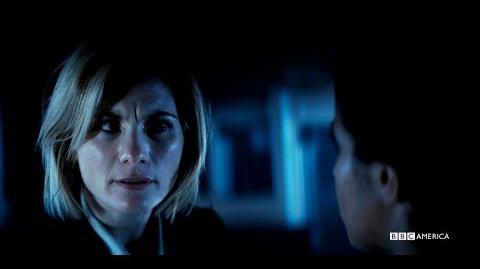 SNEAK PEEK Doctor Who New Season Premieres Sunday, October 7 at 1 45pm BBC America