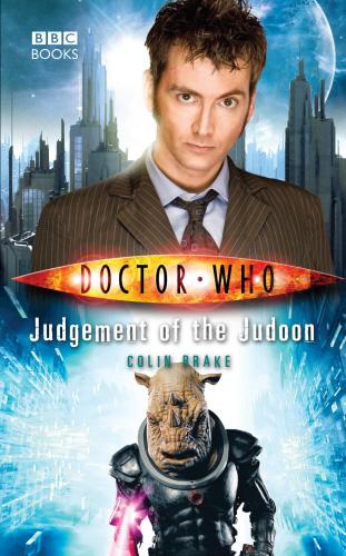Judgement of the Judoon (novel)