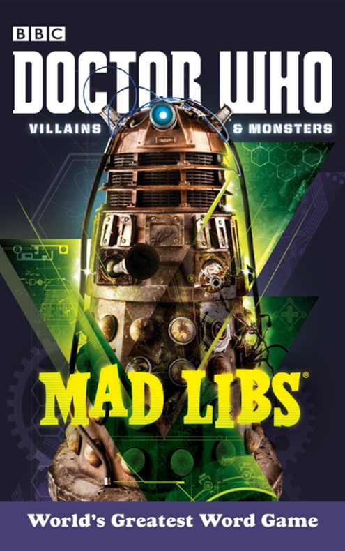 Villains and Monsters Mad Libs