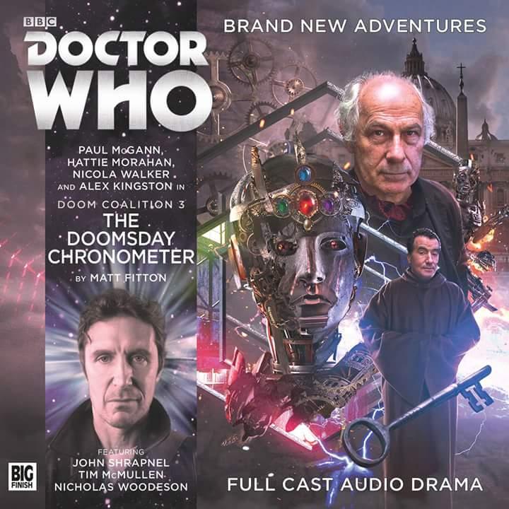 The Doomsday Chronometer (audio story)