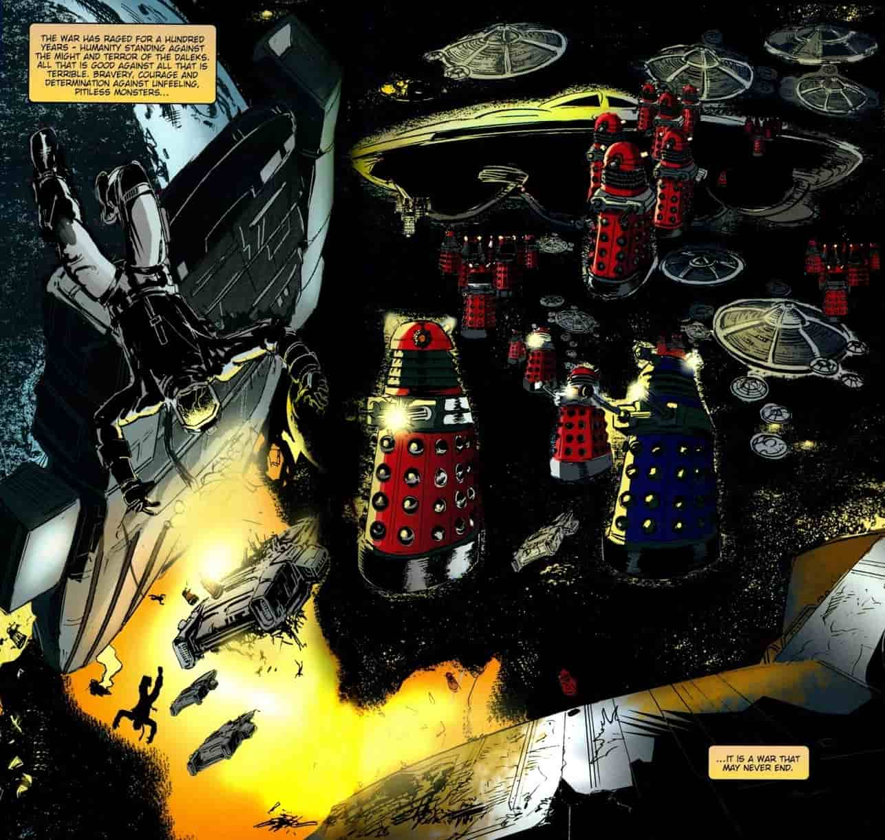 War (The Only Good Dalek)