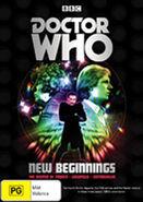 New Beginnings DVD box set Australian cover